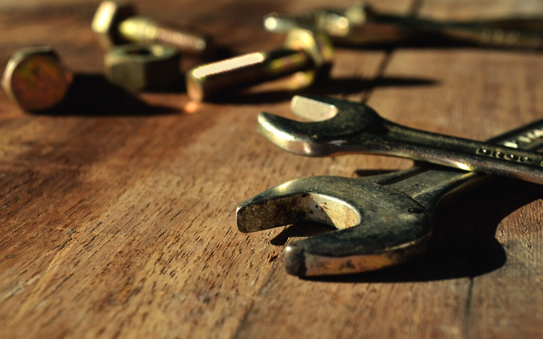 clés à molette